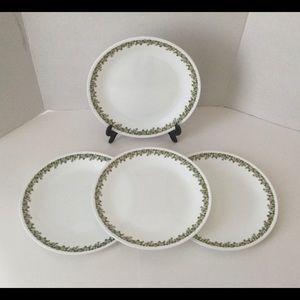 COPY - Corelle Spring Blossom dinner  plates set of 4
